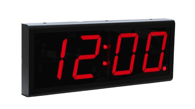 Zegar ścienny Ethernet